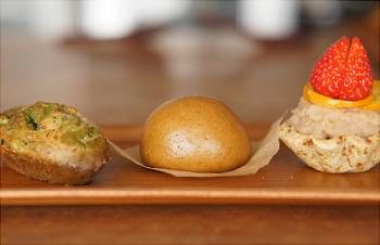 今井ようこ白小豆づくしのお菓子たち